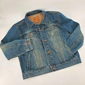 Old Navy Vintage 90's Jean Jacket Size XL